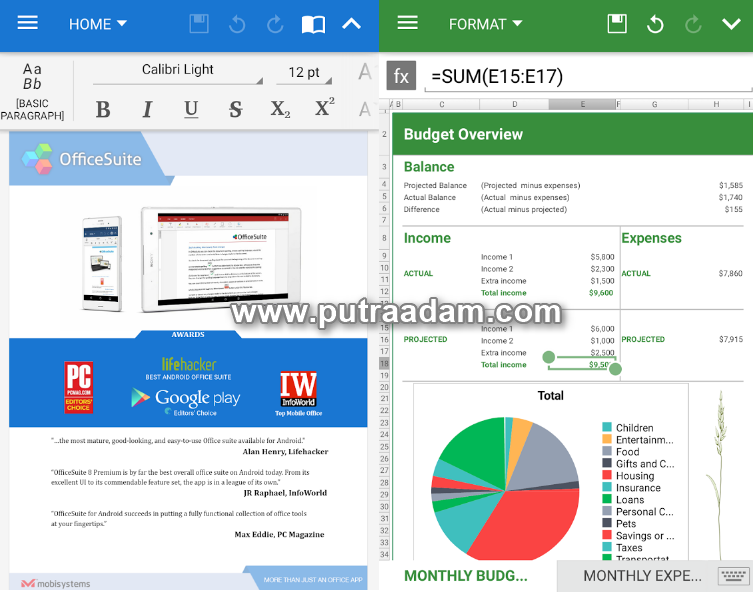 Download Office Suite Font Pack Cracked Apk - entrancementsolar
